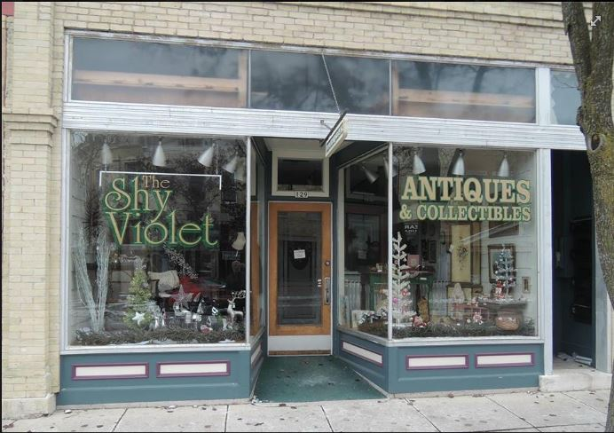 Shy Violet Antiques & Collectibles