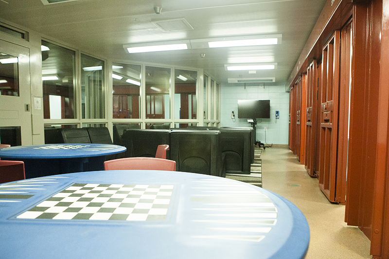 Juvenile Detention Center Rooms