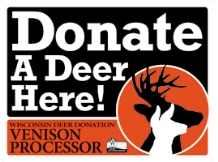 WI Deer Donation