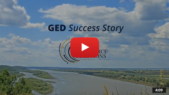 Racine County GED Success Story