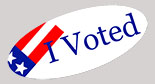 Racine County I Voted