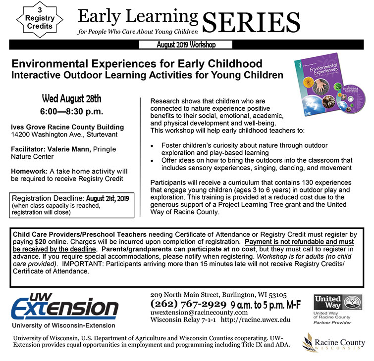 2018-Online Environmental Experiences for Young Children 0828